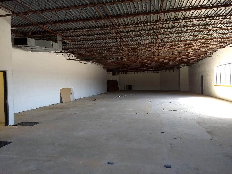 Before Office Space Renovation - Renovate Older Spaces
